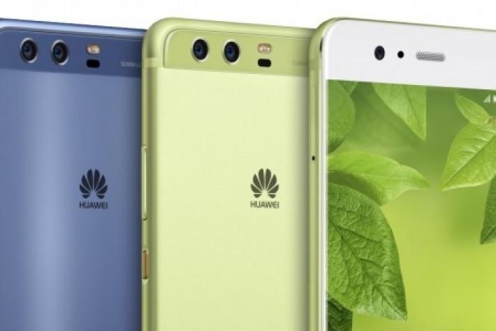 Huawei'den, P10 ile P10 Plus'un renk seçeneklerini anlatan video