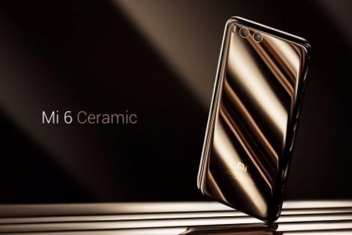 Xiaomi Mi6 Ceramic Edition kutu açılış videosu yayınlandı