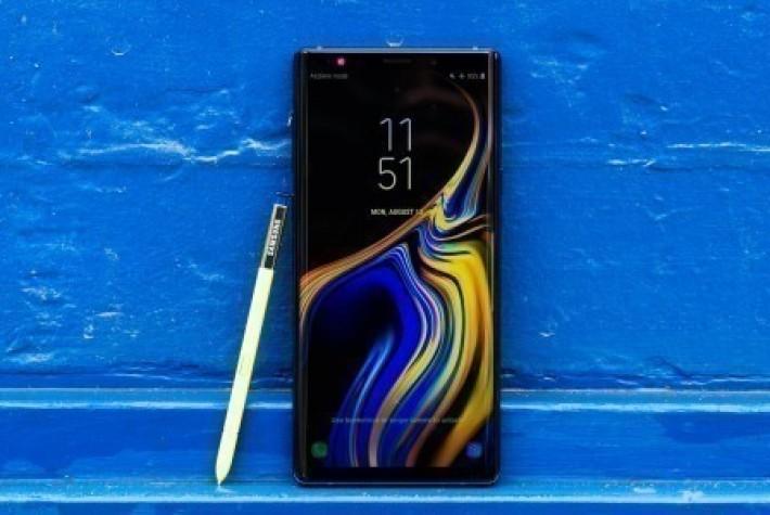 Galaxy Note9ekren resmi nasıl çekilir?