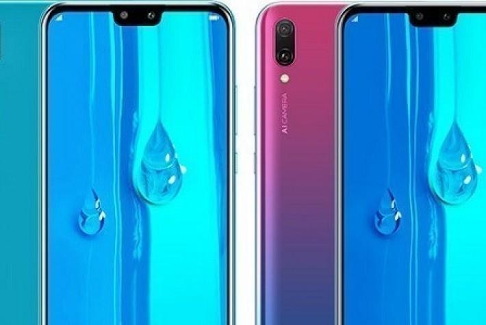 Huawei Y9 2019 ve Honor 8X Güçlerini Gösteriyor