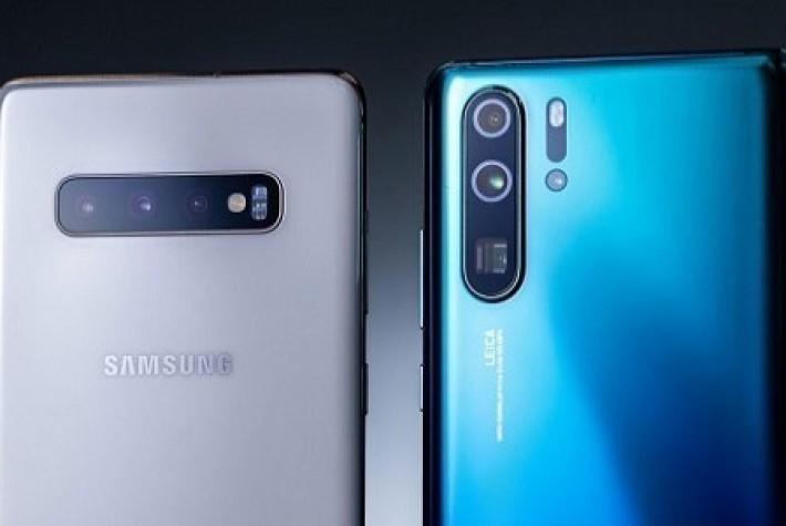 Huawei P30 Pro ve Galaxy S10 Hız Testinde Karşı Karşıya Geldi