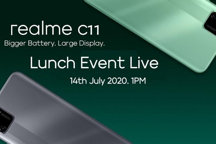 Realme C11 Online Lansman Etkinliğini İzleyin