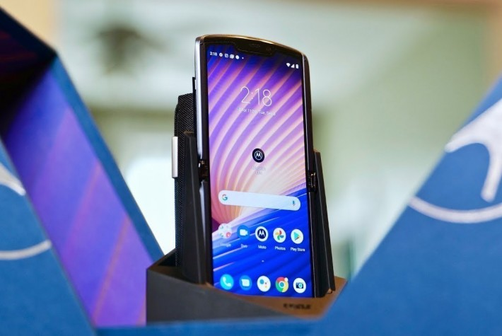 Motorola Razr 5G Kutu Açılışı ve İlk Bakış