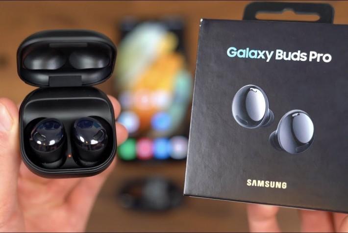 Samsung Galaxy Buds Pro Kutu Açılışı ve İlk Bakış