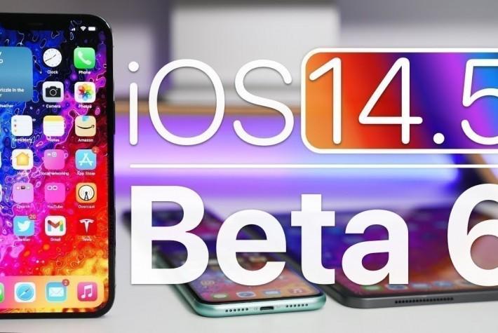 iOS 14.5 Beta 6 ile Gelen Yenilikler