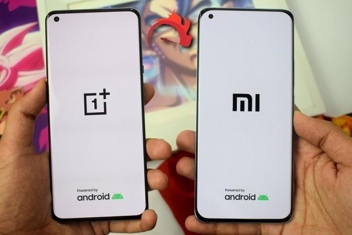 OnePlus 9 Pro ve Xiaomi Mi 11 Hız Testi