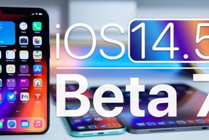 iOS 14.5 Beta 7 ile Gelen Yenilikler