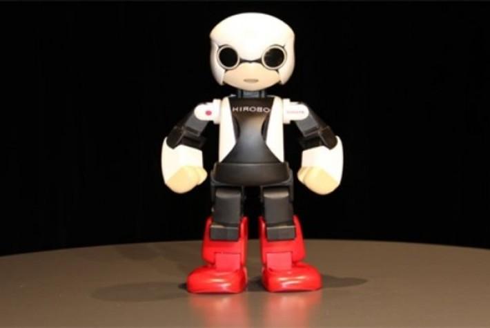 Konuşan robot Kirobo'yı uzaya gönderdiler