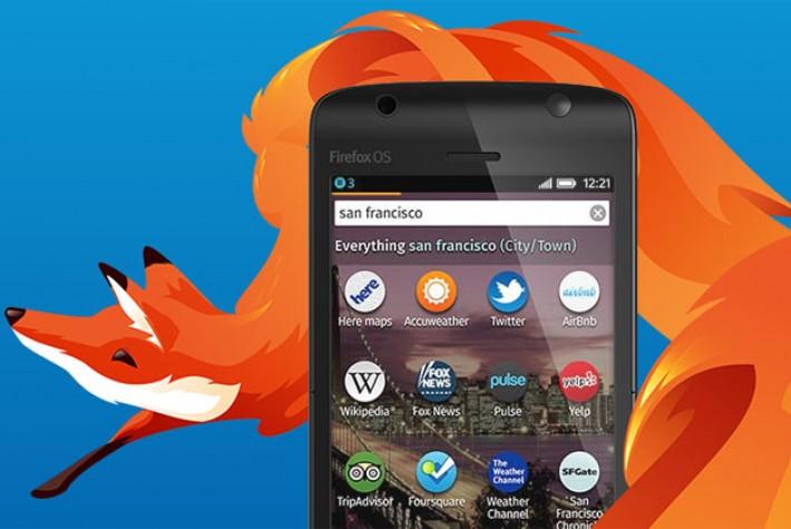 Sony, Firefox OS videosunu yayınladı