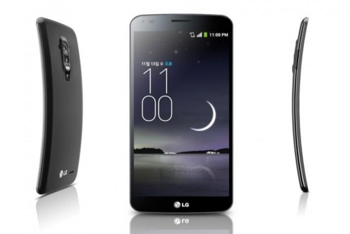 LG G Flex Kutu Açılım