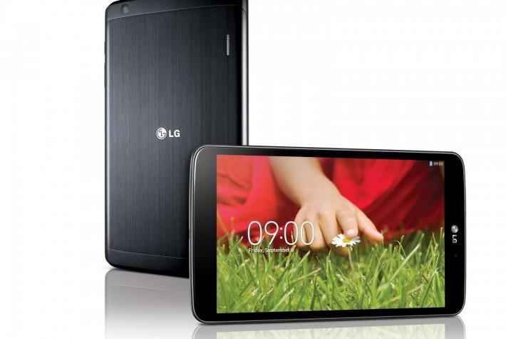 LG G Pad 8.3 Kutu Açılımı