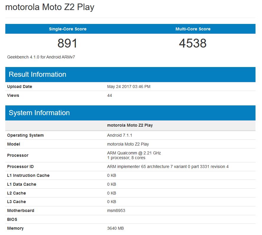 Uygun Fiyatlı Motorola Moto G5S Plus Ortaya Çıktı