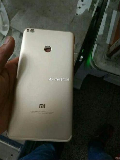 Xiaomi'nin Yeni Büyük Ekranlı Akıllı Telefonu Mi Max 2