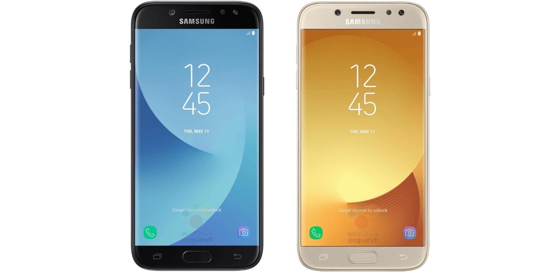 Samsung Galaxy J5 (2017) sızıntısı tasarımı ve özellikleri ortaya çıkardı
